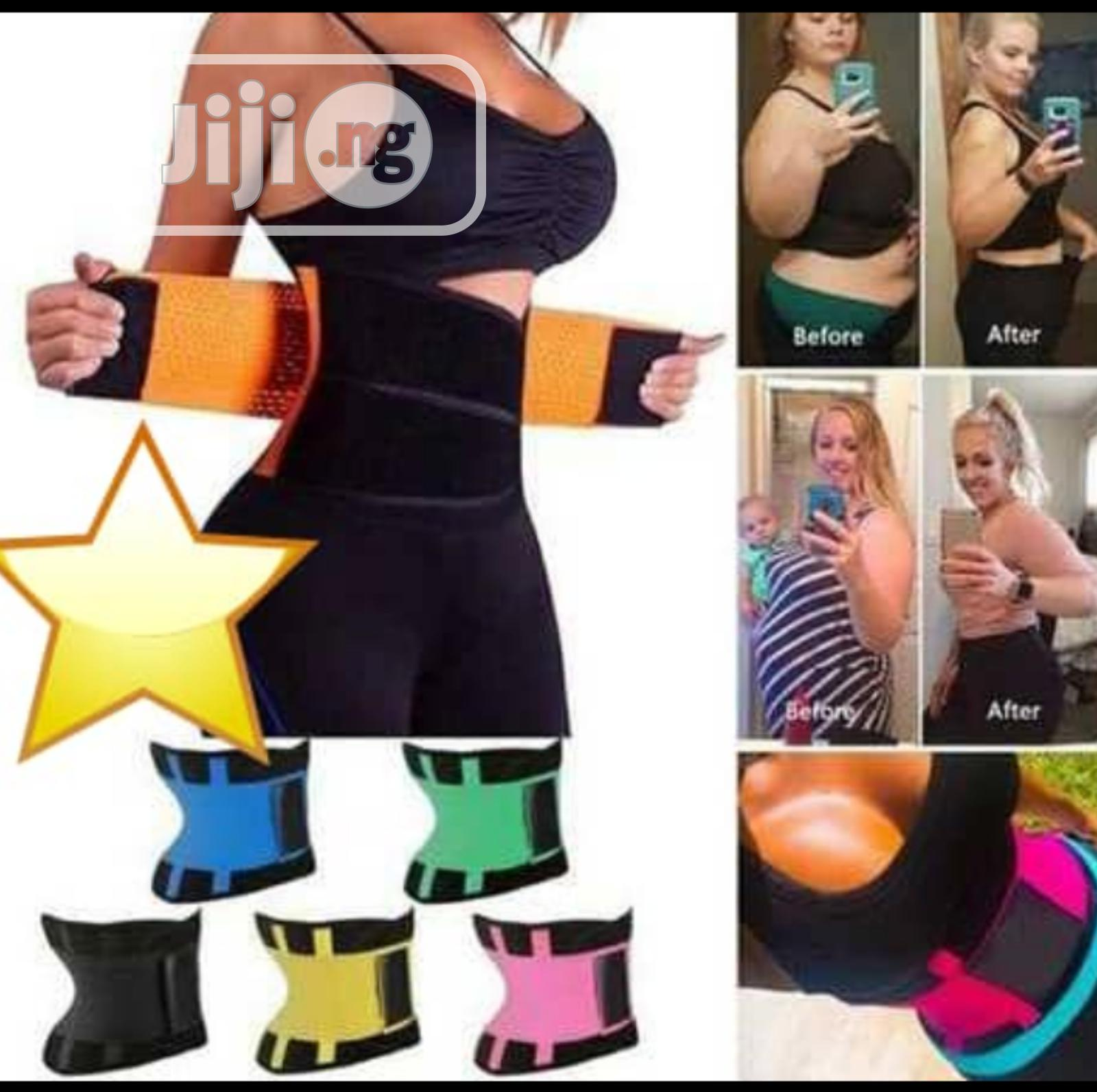 Tummy Trainer Belly Training Corsets | Clothing Accessories for sale in Aba North, Abia State, Nigeria
