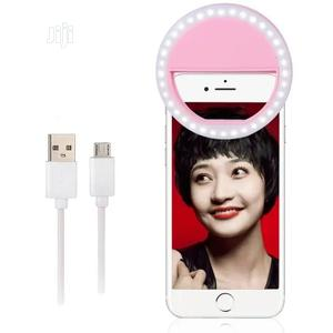 Phone Selfie Light With USB Rechargeable 36 LED Ring Light   Accessories for Mobile Phones & Tablets for sale in Lagos State, Amuwo-Odofin