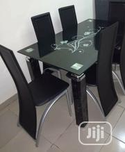 Quality Glass Dining Table by 6 | Furniture for sale in Kaduna State, Kaduna