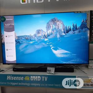 Hisense UHD 4k Smart TV 75 Inches   TV & DVD Equipment for sale in Lagos State, Ojo
