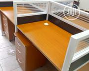 Quality Strong Office Work Station | Furniture for sale in Abia State, Umuahia