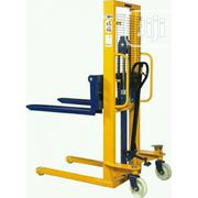 Manual Forklift Hydraulic Stacker | Store Equipment for sale in Lagos State, Ikeja