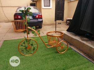 Metal Tricycle Flower Pots | Garden for sale in Abia State, Isiala Ngwa