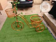 Modern Indoor Bicycle Stand And Flower Pots | Garden for sale in Abia State, Umu Nneochi