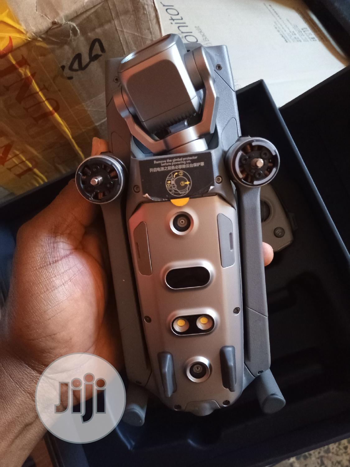 Used Dji Mavic 2 Pro With Hasselblad Camera Quadcopter Drone | Photo & Video Cameras for sale in Ikeja, Lagos State, Nigeria