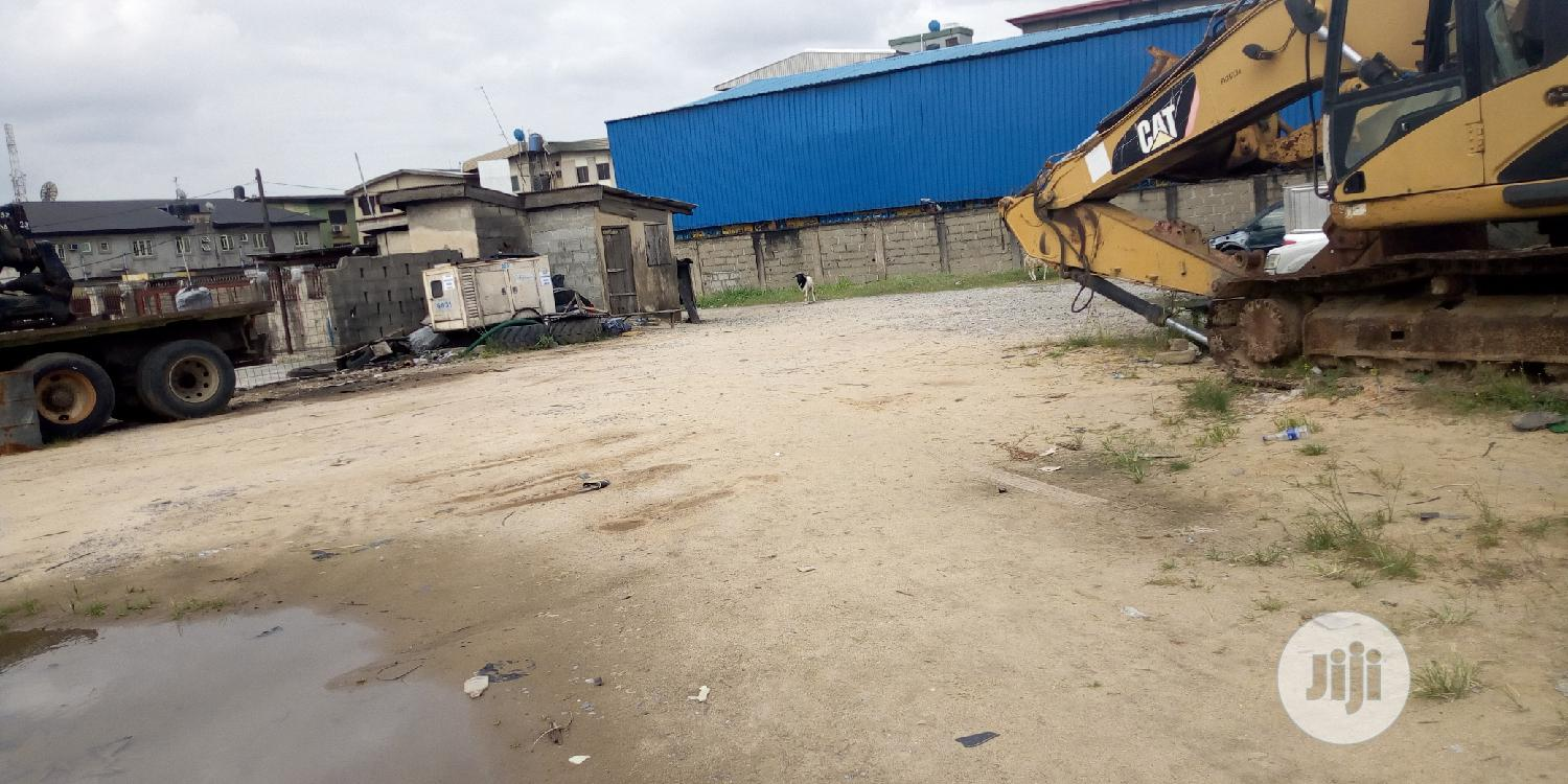 Plots of Dry Land At Pedro Gbagada For Sale.
