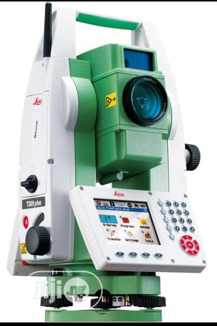 "Leica Flexline TS09 Plus R500 5""   Manufacturing Equipment for sale in Ibadan, Oyo State, Nigeria"