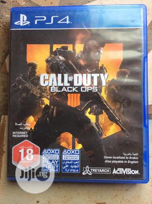 Call Of Duty Black Ops 4   Video Games for sale in Abuja (FCT) State, Gwarinpa