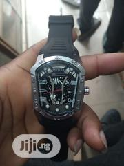 Invicta Bwin Sport Black Rubber Men's Wristwatch   Watches for sale in Lagos State, Surulere