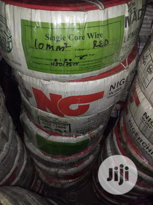 10mmx1core Single Cable Nigerchin | Electrical Equipment for sale in Lagos State, Lagos Island (Eko)