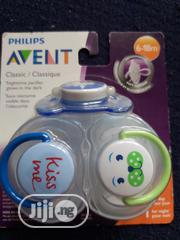 Brandnew Avent Glow in the Dark/Daytime Pacifier 6-18months | Baby & Child Care for sale in Lagos State, Ikeja