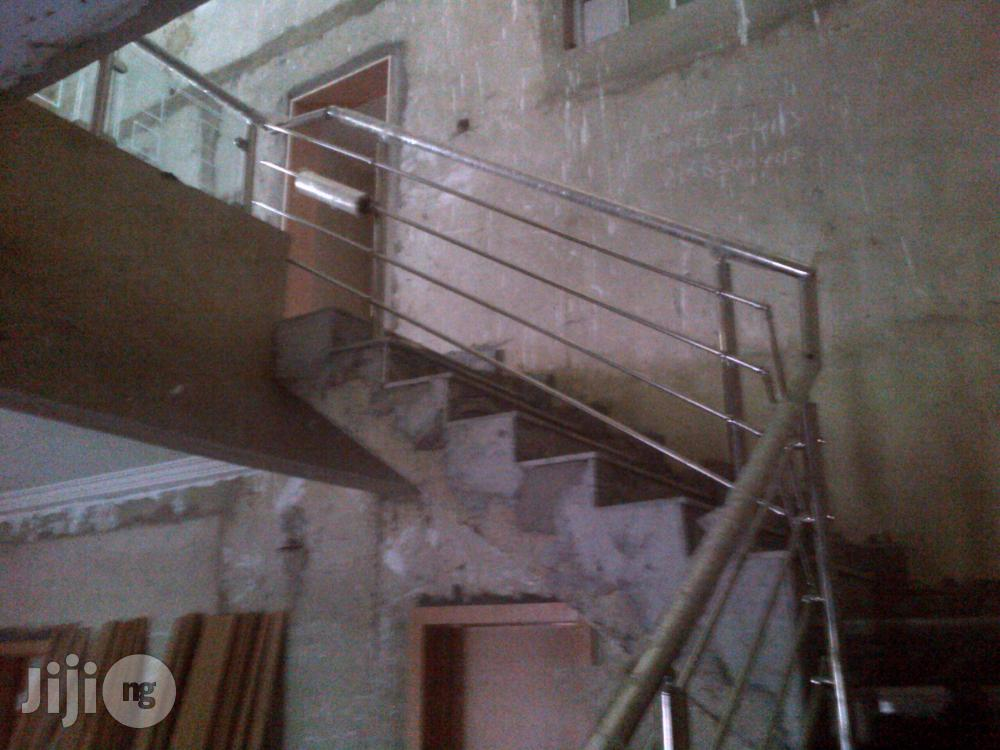 Archive: Stainless Steel Handrail And Balustrade For Sale