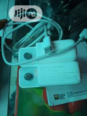 Apple Macbook Type C 87watt Charger London Used | Accessories for Mobile Phones & Tablets for sale in Lagos State, Ikeja