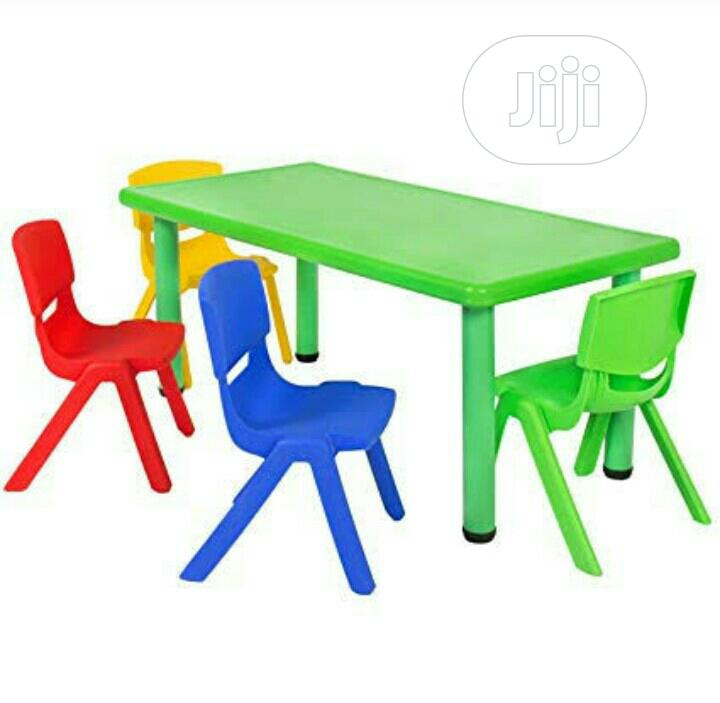 Children School/ Learning Chairs And Tables
