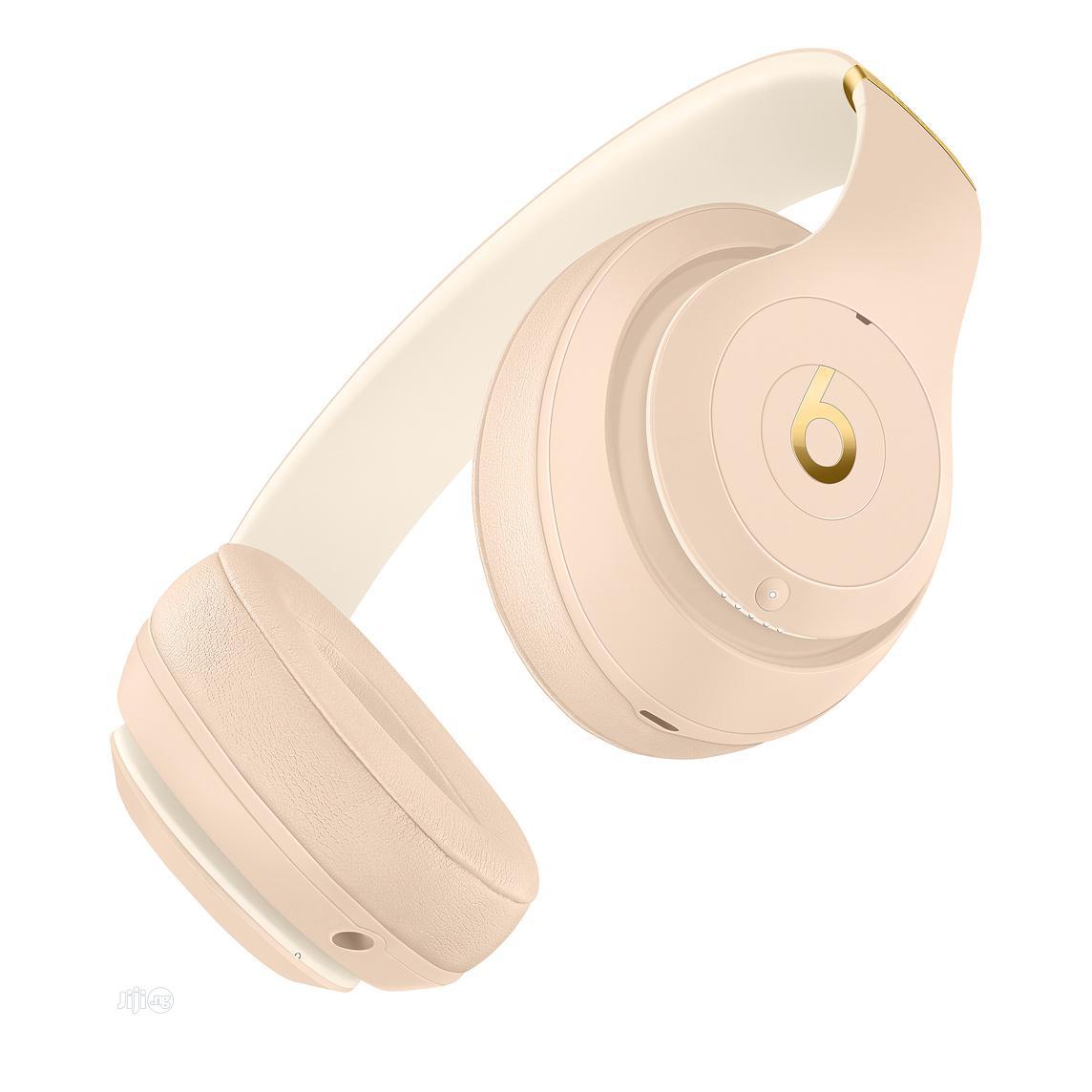 Beats Studio 3 Wireless Headphones Skyline Collection   Headphones for sale in Ikeja, Lagos State, Nigeria