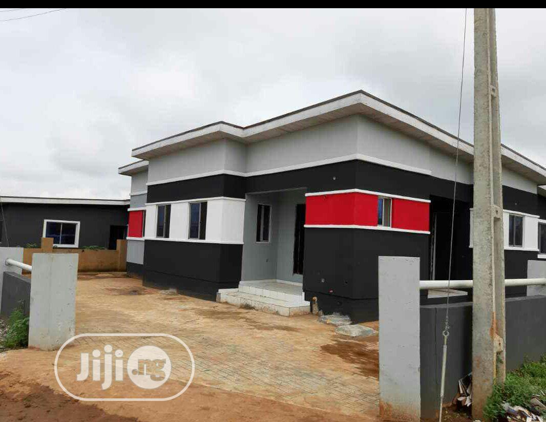 New & Affordable 3 Bedroom Bungalow at Mowe Ofada For Sale + C of O.
