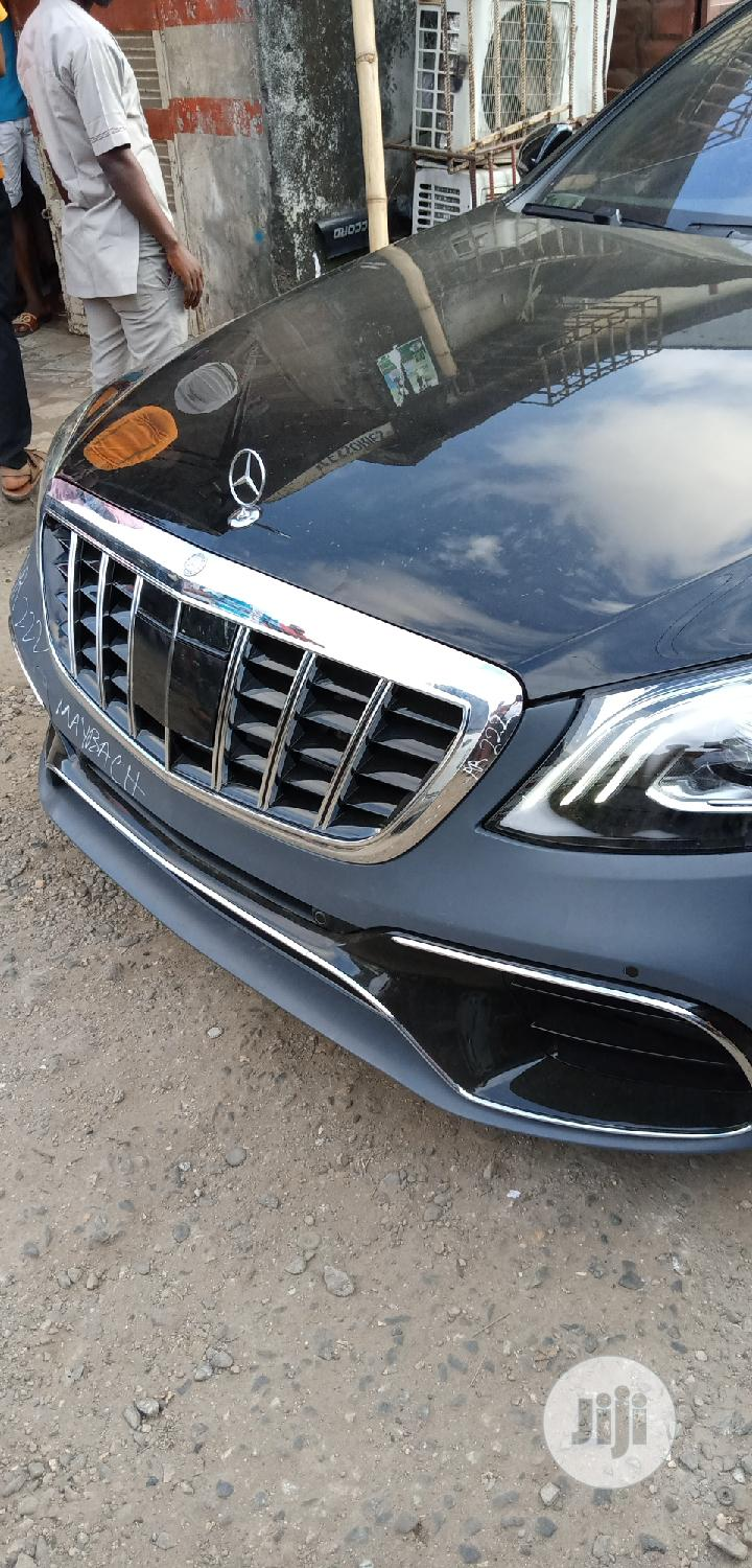Upgrade Of Mercedes Benz From 010 To 2018