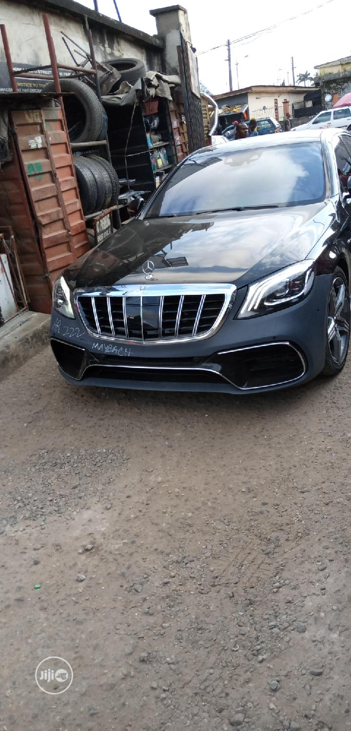 Upgrade Of Mercedes Benz From 010 To 2018   Automotive Services for sale in Mushin, Lagos State, Nigeria