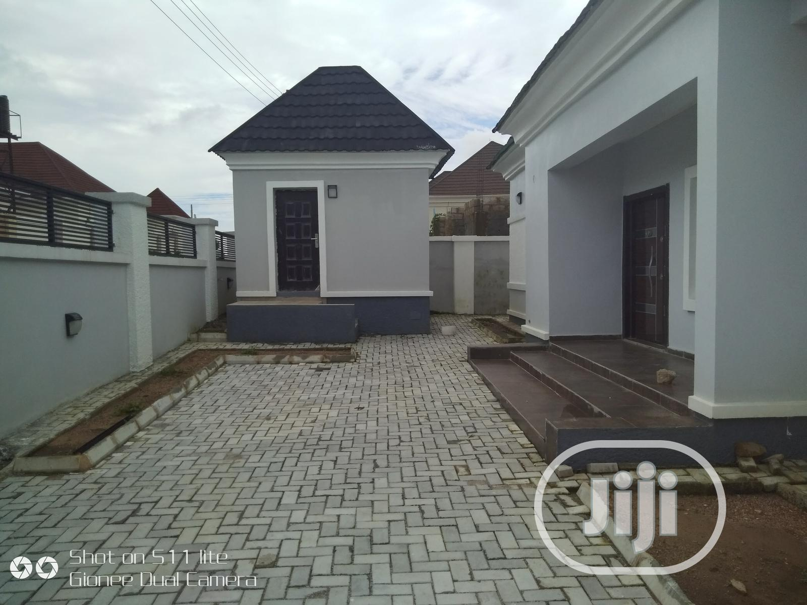 Its a 3bed Room Bungalow Brand New House | Houses & Apartments For Sale for sale in Gwarinpa, Abuja (FCT) State, Nigeria