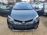Toyota Corolla 2014 Gray | Cars for sale in Lagos State, Ifako-Ijaiye