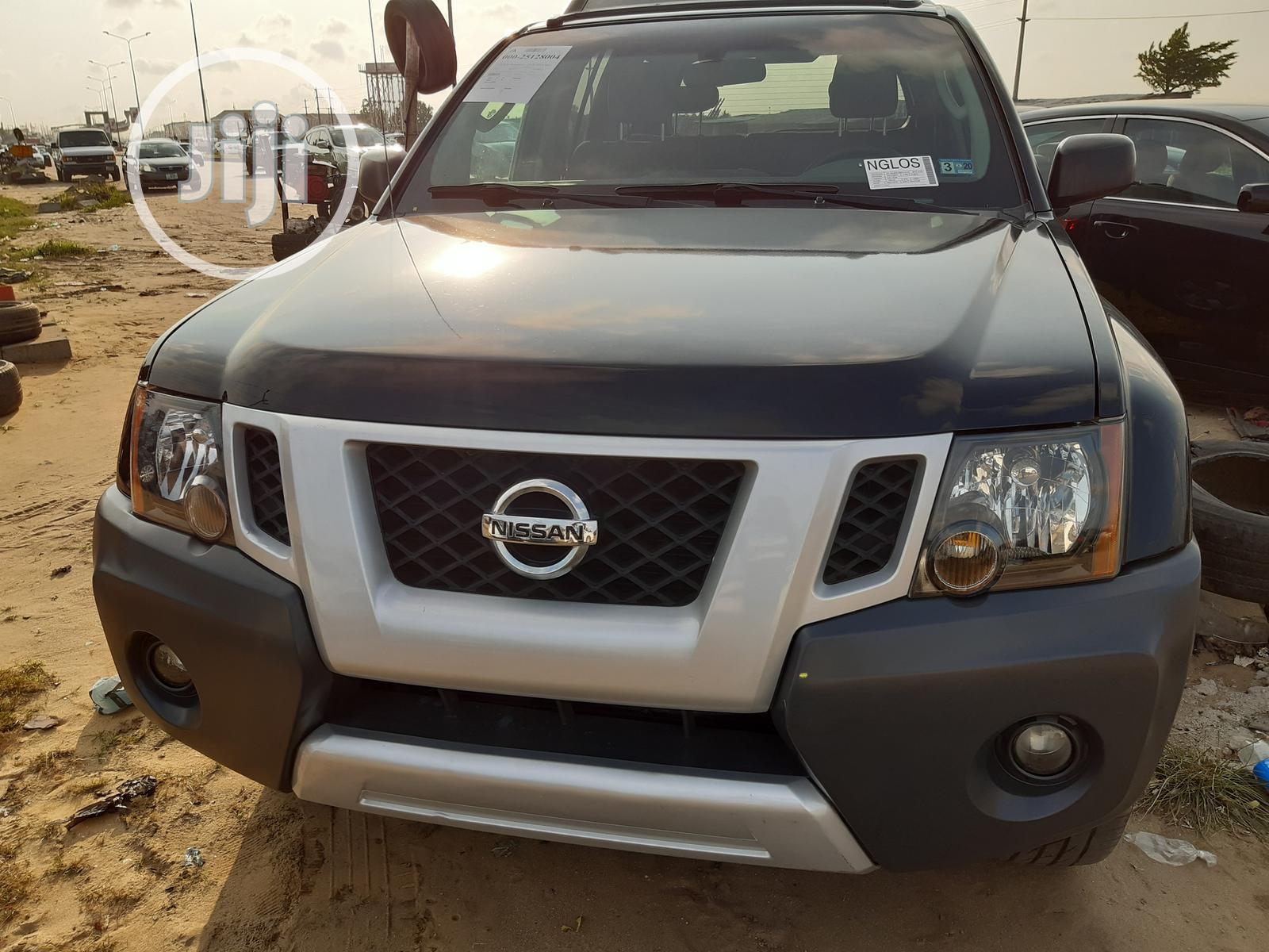 Nissan Xterra 2011 Pro-4x Automatic Black
