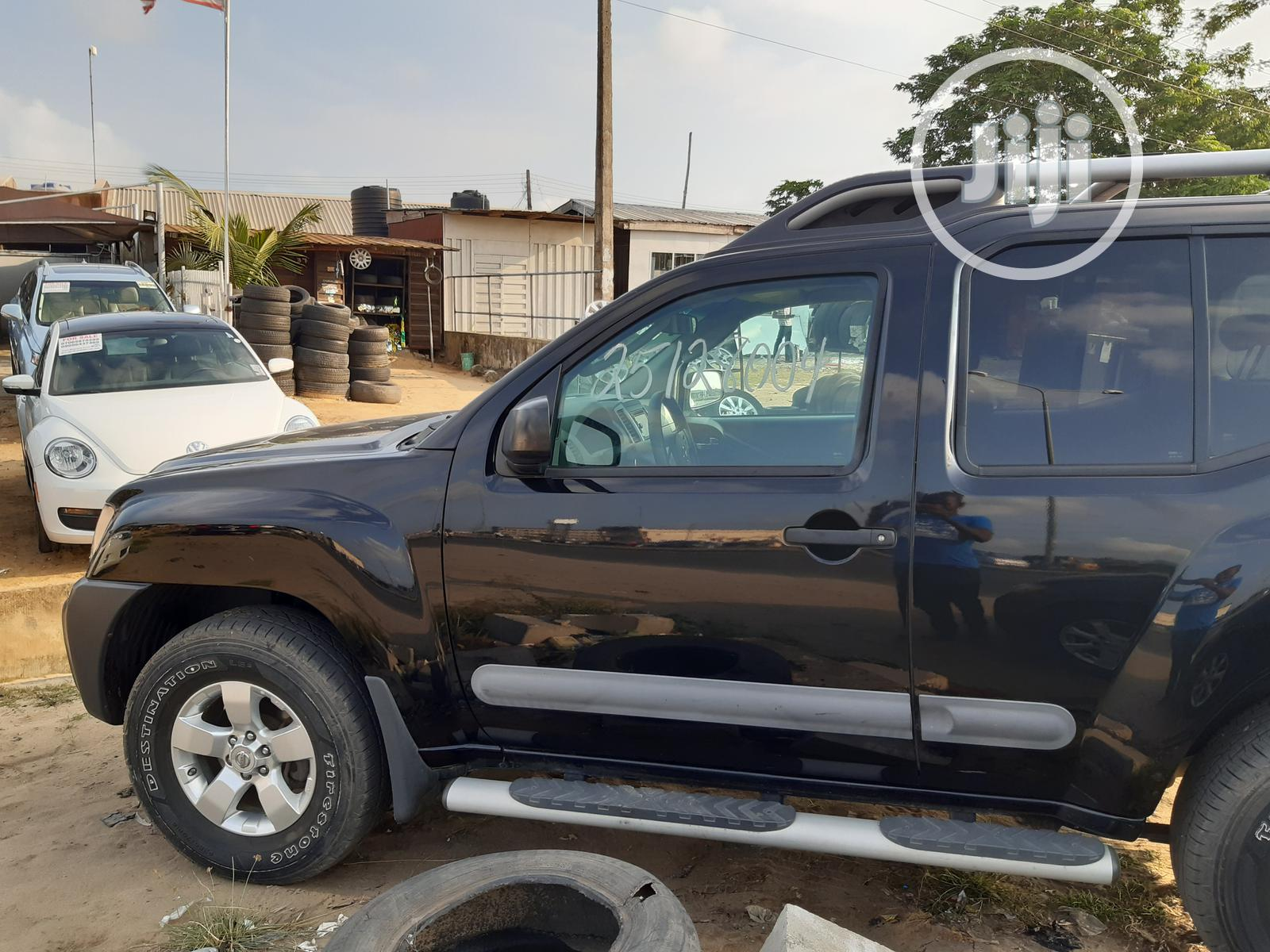 Nissan Xterra 2011 Pro-4x Automatic Black | Cars for sale in Ajah, Lagos State, Nigeria