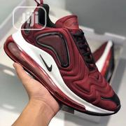 Airmax 720 Throwback Future In Wine Color | Shoes for sale in Lagos State, Lagos Island