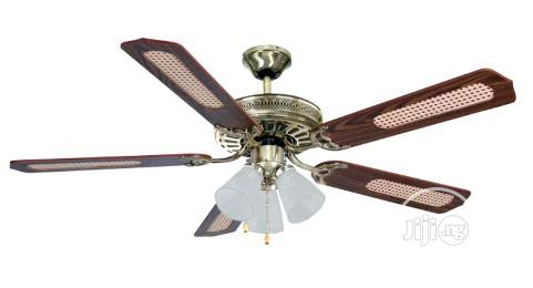 Fanciful Ceiling Fan With Lights In Alimosho Home Accessories Richlook Nigeria Limited Jiji Ng