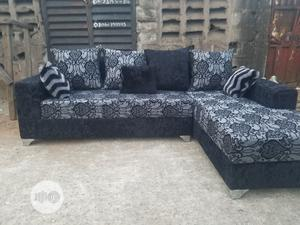 5seaters Lshape | Furniture for sale in Lagos State, Apapa