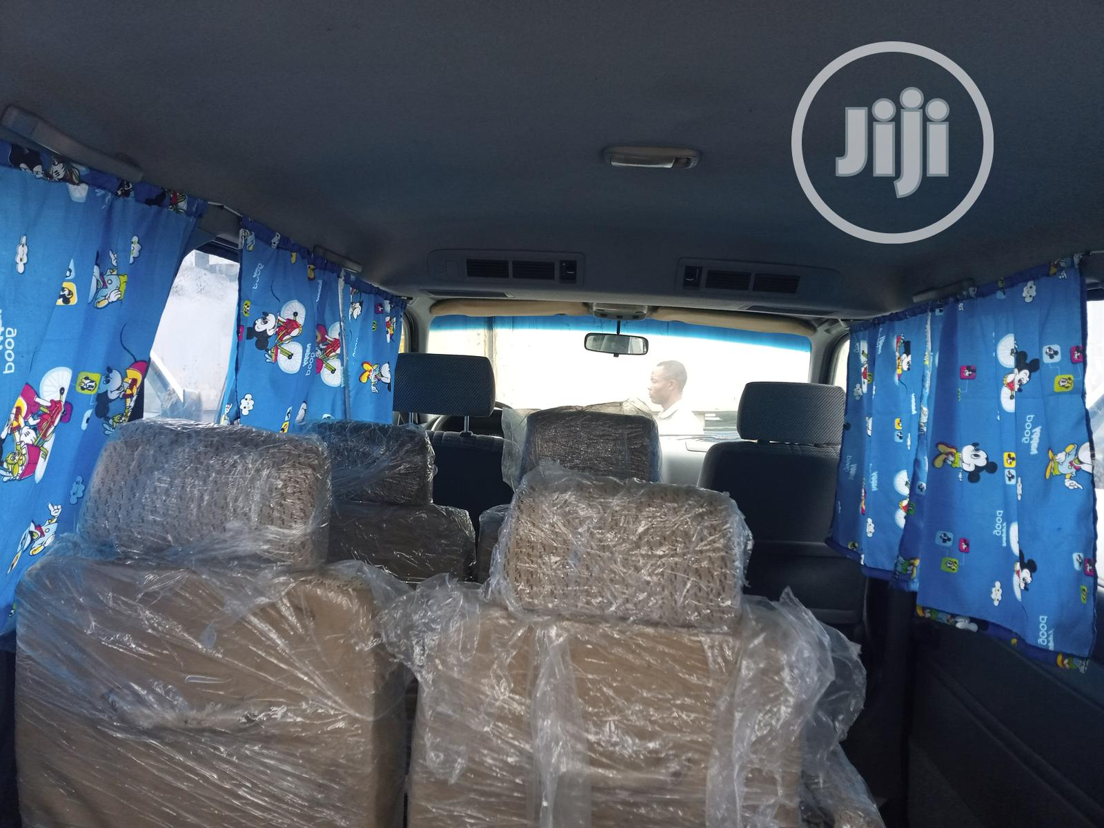 Toyota Hiace Bus 2002 Model | Buses & Microbuses for sale in Apapa, Lagos State, Nigeria