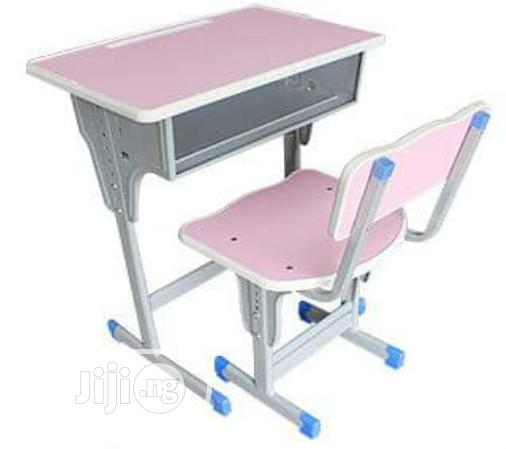 Children Reading Table And Chair Available