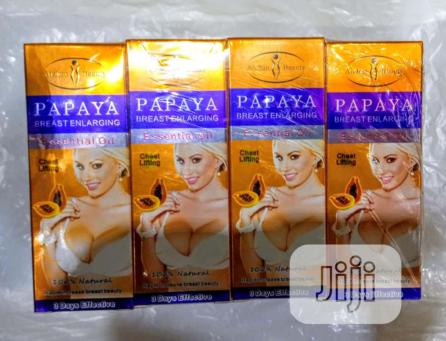 Papaya Breast Firming and Tightening Oil