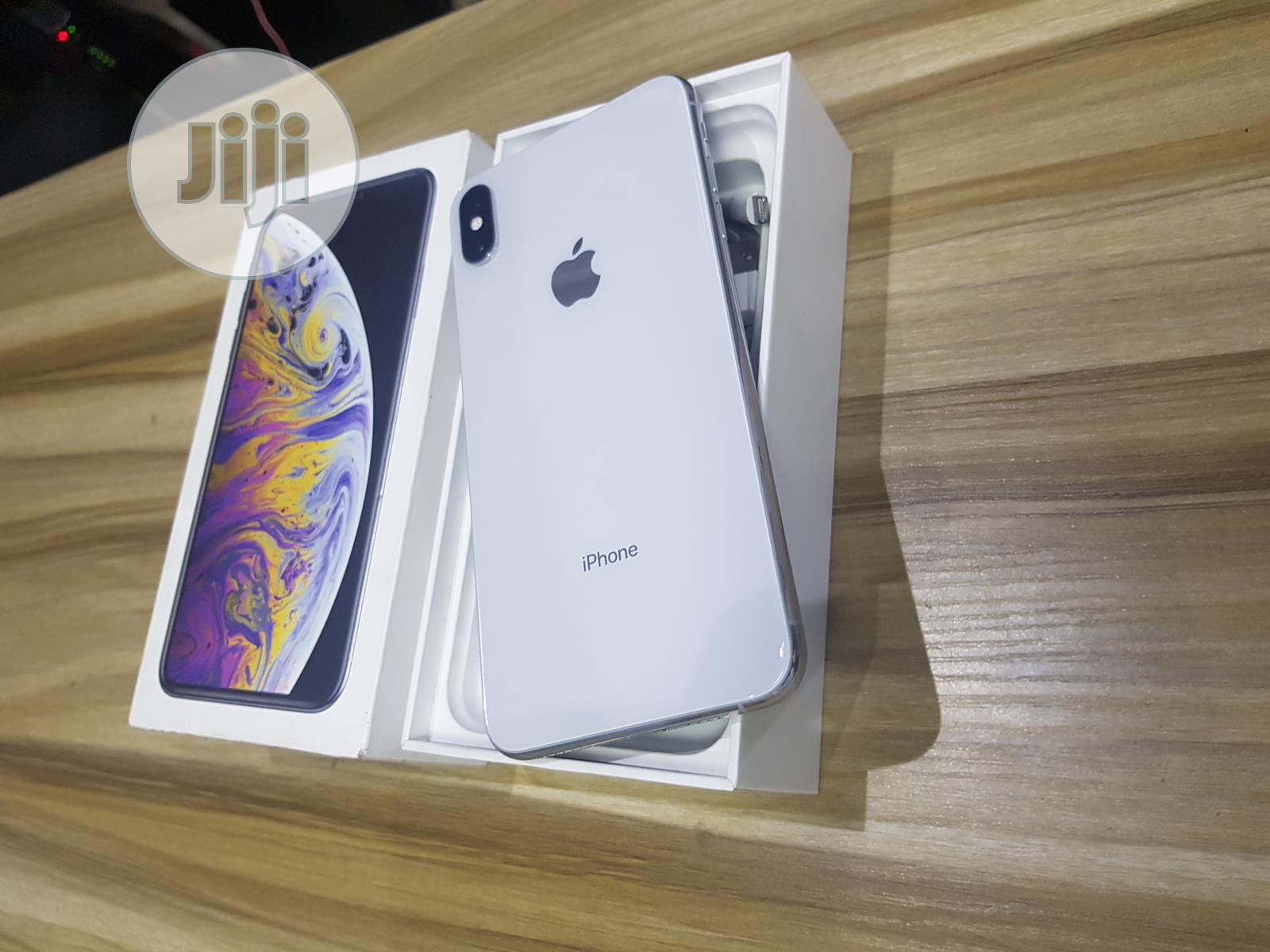 Apple iPhone XS Max 512 GB Silver | Mobile Phones for sale in Ibadan, Oyo State, Nigeria