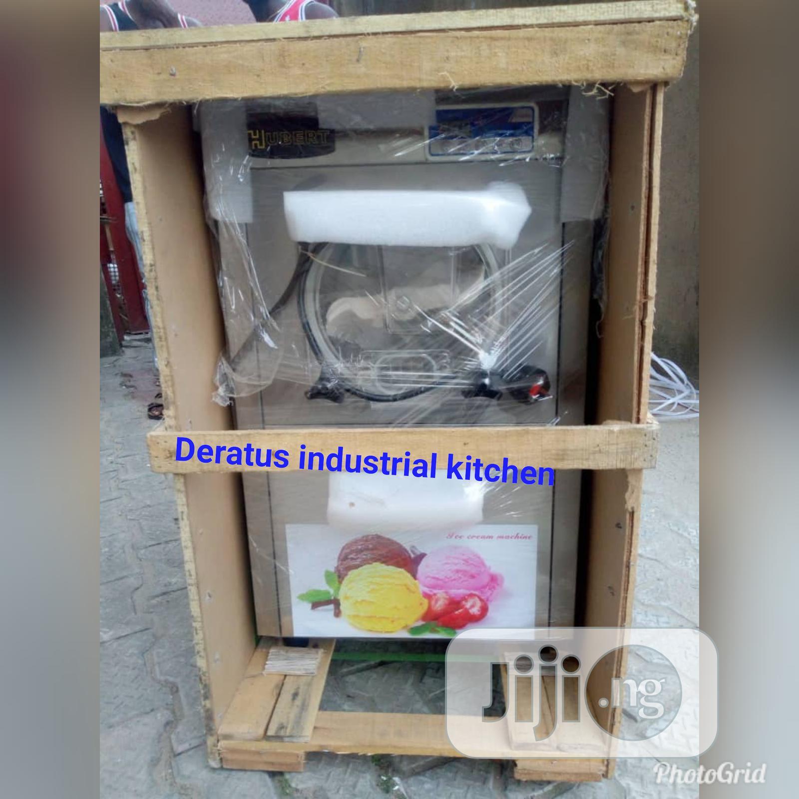Table Top Hard/Batch Ice Cream Machine