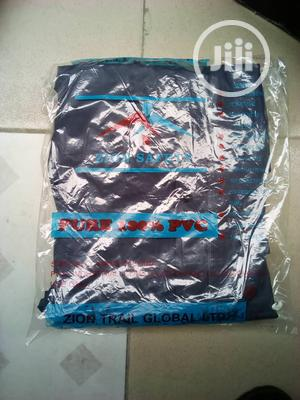 Rain Coat Blue Color | Manufacturing Materials for sale in Lagos State, Ojo
