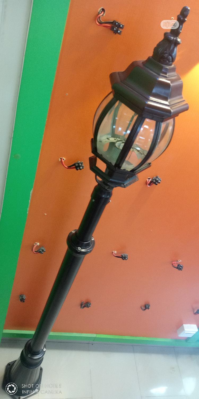 Archive: Standard & High Quality Standing Garden Light & Lamps.
