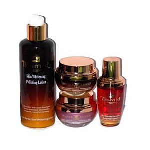 Bismid Skin Polish Serum + Maine Beach Night Day Facial Cream   Skin Care for sale in Lagos State, Amuwo-Odofin