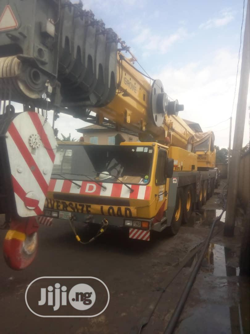 For Leasing In Port Harcourt- 250 Tonnes Crane