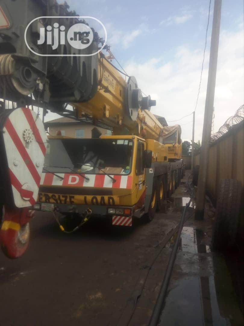 For Leasing In Port Harcourt- 250 Tonnes Crane | Automotive Services for sale in Port-Harcourt, Rivers State, Nigeria