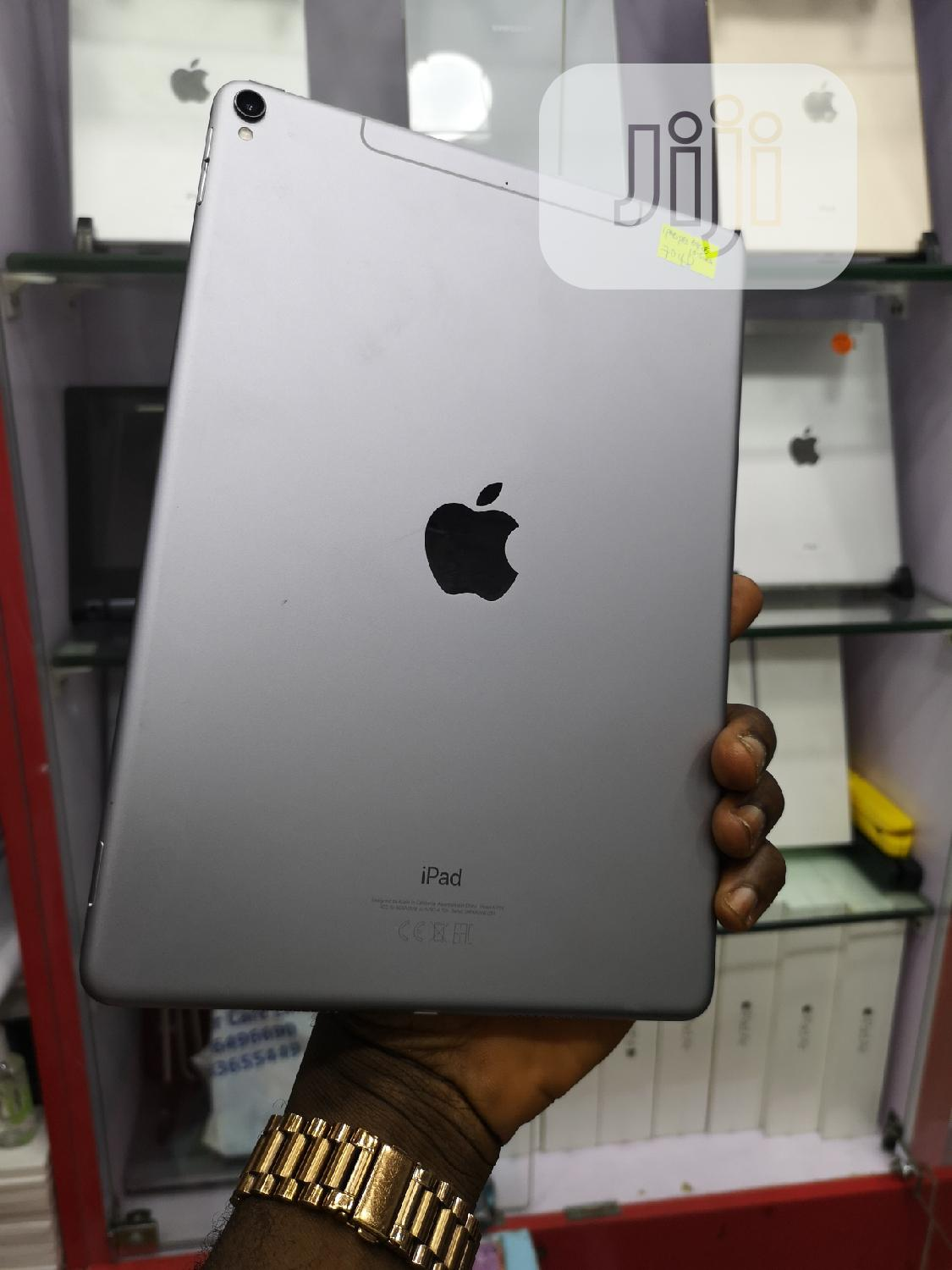 Apple iPad Pro 10.5 64 GB Gray | Tablets for sale in Ikeja, Lagos State, Nigeria