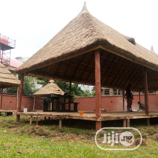 Archive: Clean Gazebo Hut Available For Your Gardens