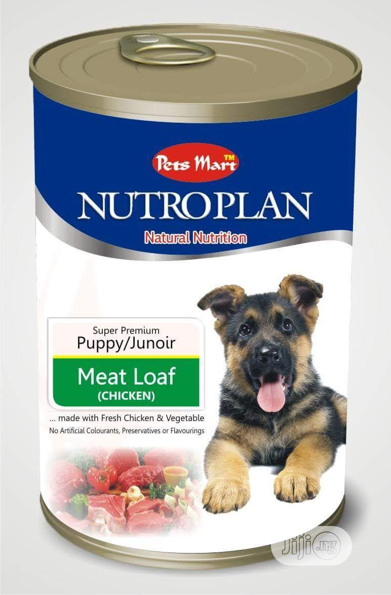 Archive: Nutroplan Dog Canned Food ×24