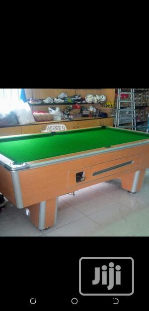 Marble With Coins Operated Snooker Foreign Board | Sports Equipment for sale in Lagos State, Ikeja