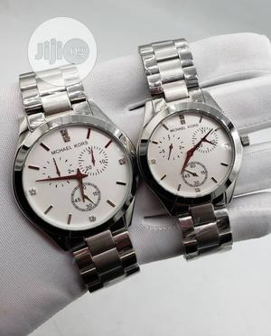 Micheal Kors Man & Woman Wrist Watch   Watches for sale in Lagos State, Lagos Island (Eko)