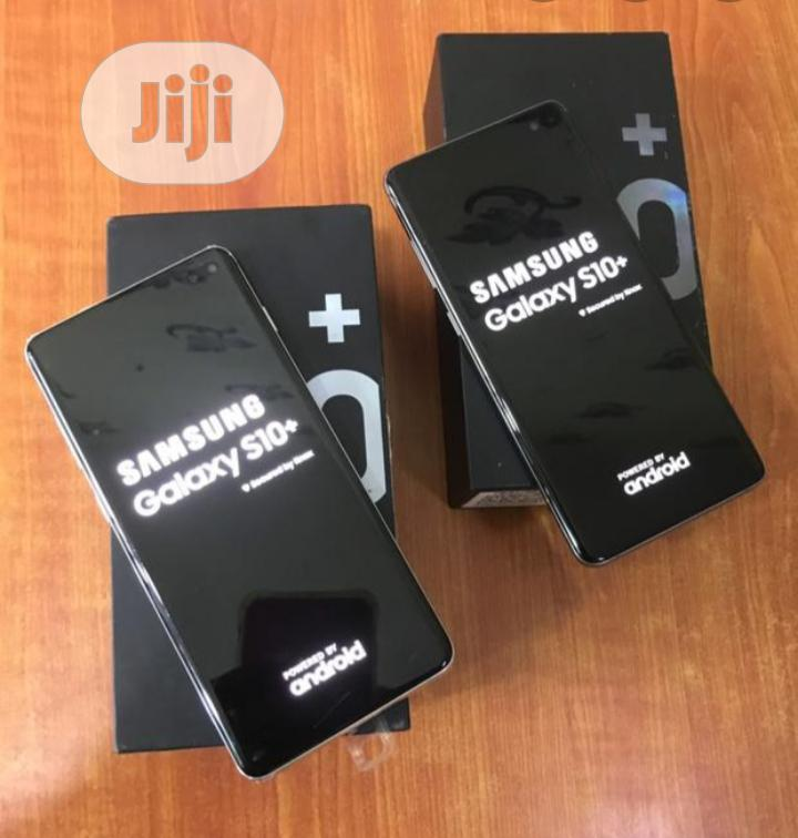 Samsung Galaxy S10 Plus 128 GB Black