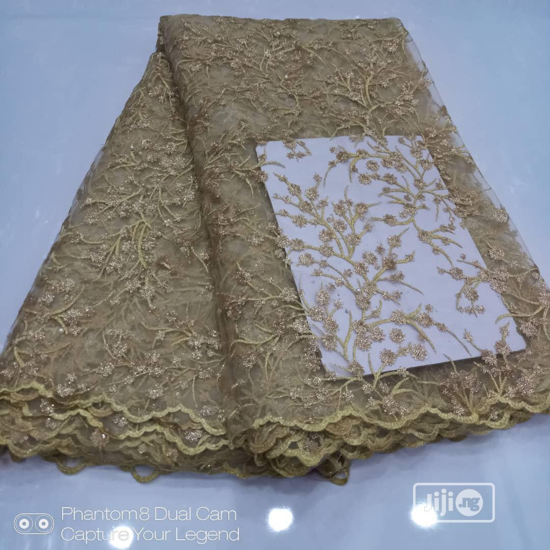 Quality Lace Fabric   Clothing for sale in Lagos Island (Eko), Lagos State, Nigeria