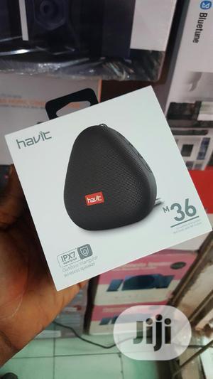 Havit Outdoor Bluetooth Speaker M36   Audio & Music Equipment for sale in Lagos State, Ikeja