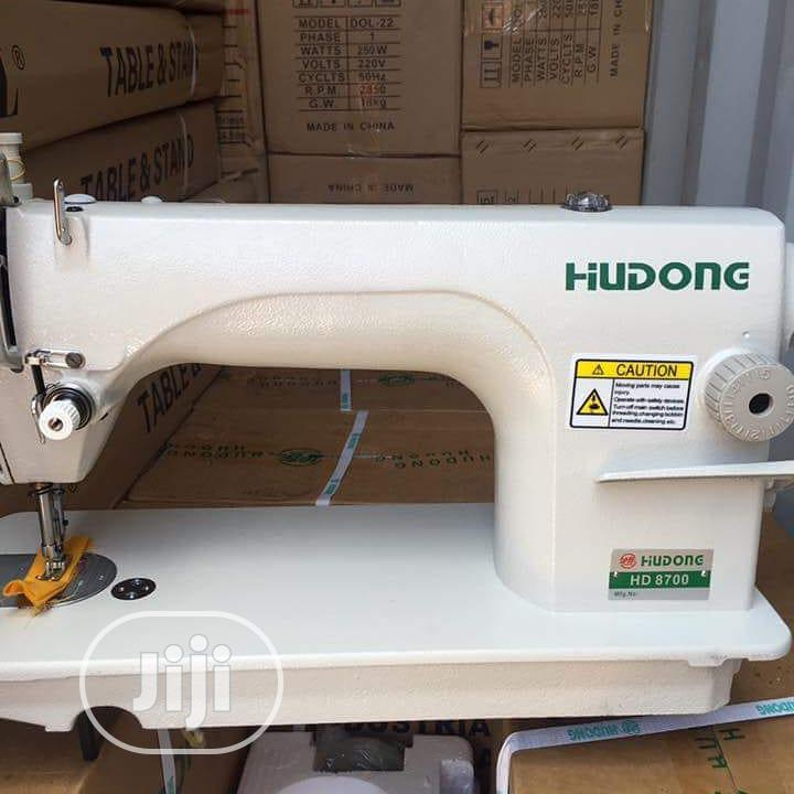 Hudong Industrial Straight Sewing Machine | Manufacturing Equipment for sale in Ikotun/Igando, Lagos State, Nigeria
