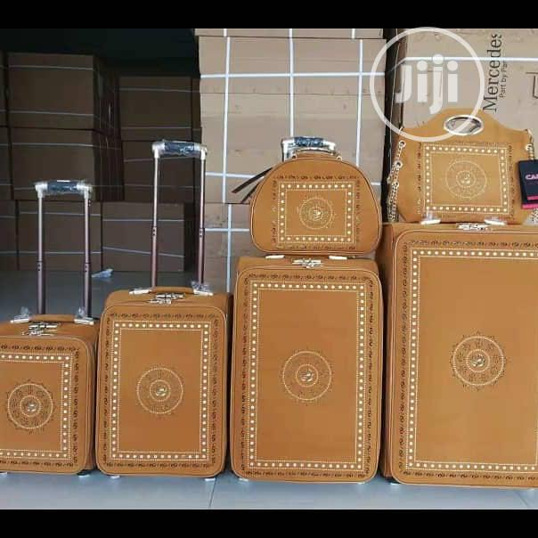 Quality Trolley Bags Set of 6 for Unisex