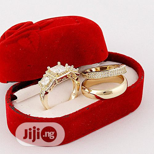 Archive: Fashion Titanium Wedding Ring Set